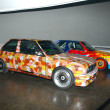 Bmw art car — Stockfoto #12488278