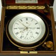Stock Photo: Antique chronometer