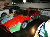 Bmw-kunst-car1979 — Stockfoto