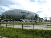 Stadion allianz — Zdjęcie stockowe