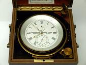 Antique chronometer — Stock Photo