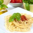 Spaghetti with tomatoes — Stock Photo #12686784