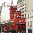 Foto de Stock  : Moulin rouge