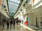 Shopping center — Foto de Stock