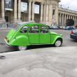 Citroen dyane car — Stock Photo
