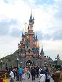 Zamek księżniczki — Zdjęcie stockowe