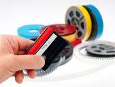 Videocassette — Stock Photo