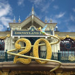 20 anniversary disneyland paris — Stock Photo #15729861