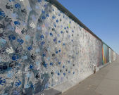 East Side Gallery — Foto de Stock