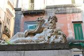 那不勒斯市 — 图库照片