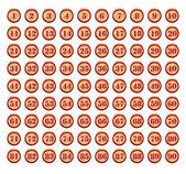 Vector bingo — Stock Photo