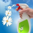 Eco spray — Stock Photo #19897139
