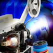 Film projector — Stockfoto