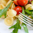 Orecchiette pasta — Stock Photo