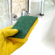 Cleaning bath — Foto Stock
