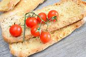 Sušený chléb — Stock fotografie