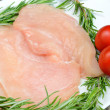 Chicken breast — Foto de Stock