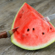 Red watermelon — Foto de Stock