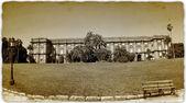 Královský palác capodimonte, neapol — Stock fotografie