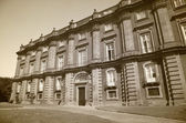 Royal Palace of Capodimonte, Naples — 图库照片