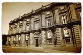Pałac królewski w capodimonte, neapol — Zdjęcie stockowe