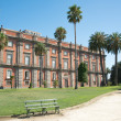 Royal Palace of Capodimonte, Naples — Lizenzfreies Foto
