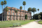 Palacio real de capodimonte, nápoles — Foto de Stock