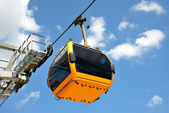 Cableway — Stockfoto