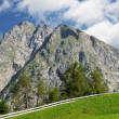 Mountains of the Dolomites — Lizenzfreies Foto