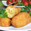 Croquettes of potatoes — Lizenzfreies Foto