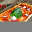Wood-fired pizzas — Foto de Stock