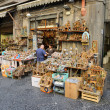 San gregorio armeno in Naples Italy — Stock Photo #34602593