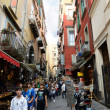 San gregorio armeno in Naples Italy — Stock Photo #34604435