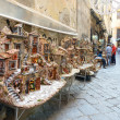 San gregorio armeno in Naples Italy — Stock Photo