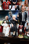 Famous puppets by Naples — Foto de Stock