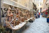 San gregorio armeno in Naples Italy — 图库照片
