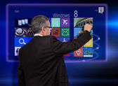 Windows 8 — Stockfoto