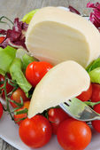 Provola cheese — Stock Photo