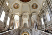Interior of caserta palace — Foto Stock