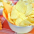 Crunchy chips — Stock Photo #41997055