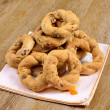 Taralli spicy cookies — Stock Photo #41998139