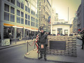 Checkpoint charlie — Photo