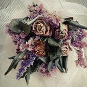 Vintage bouquet — Stock Photo