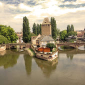 Strasbourg landscape — Stock Photo