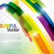 Abstract colorful background. — Stock Vector #12269440