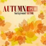 Autumn background. — Stock Vector #12386770