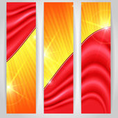 Abstract colorful banner. — Stock Vector