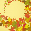 Autumn background. - Stock Vector
