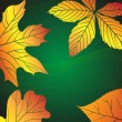 Abstract autumn background. — Stock Vector #17415333