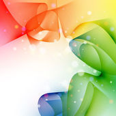 Colorful abstract background. — Stock Vector